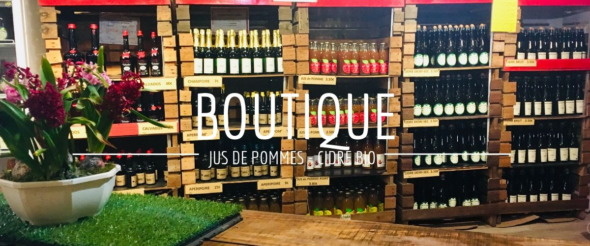 Boutique de produits bio en Normandie