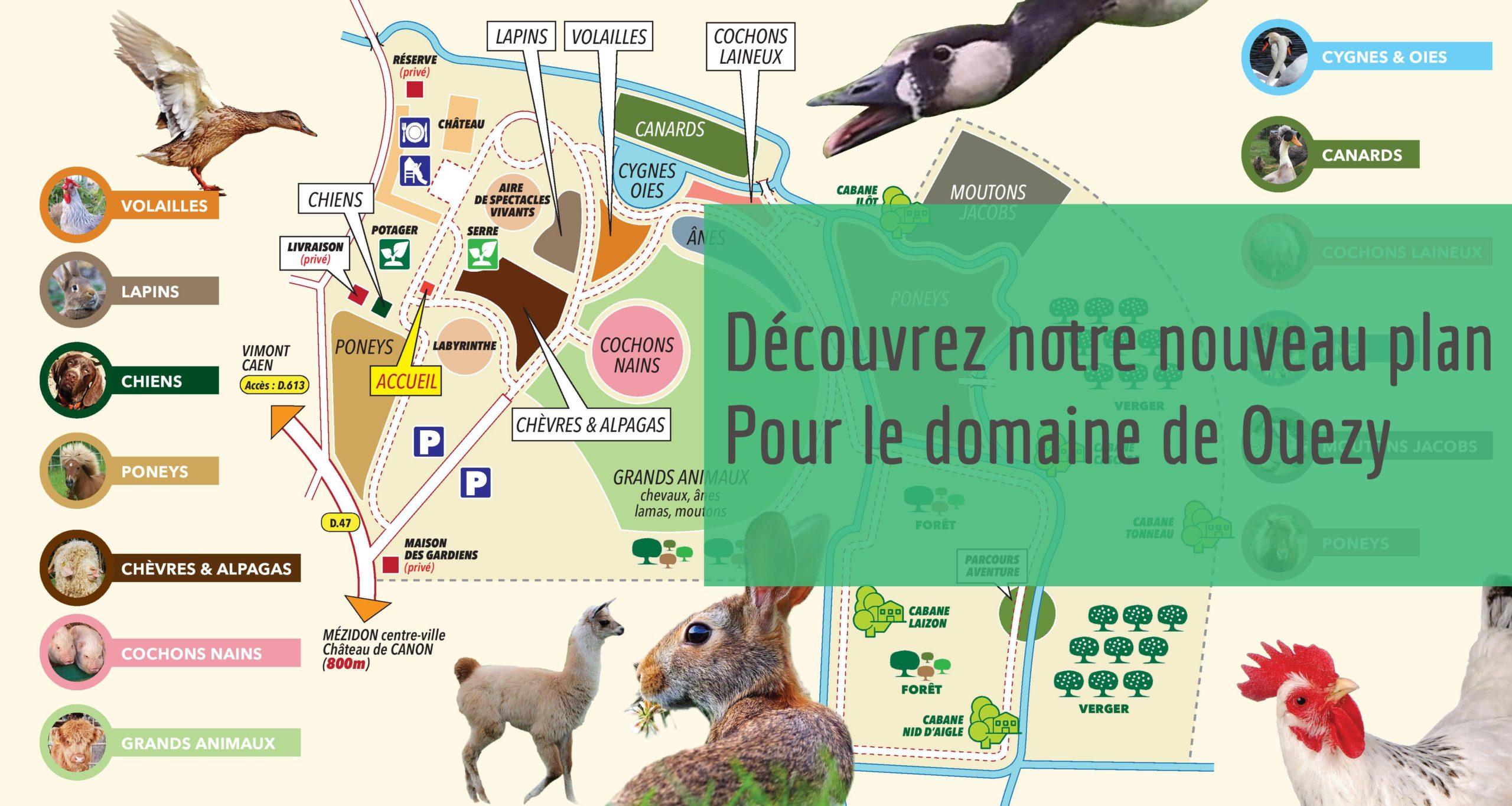 Plan de la ferme Domaine de OUEZY-page-001-min